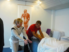 Massage grundkurset